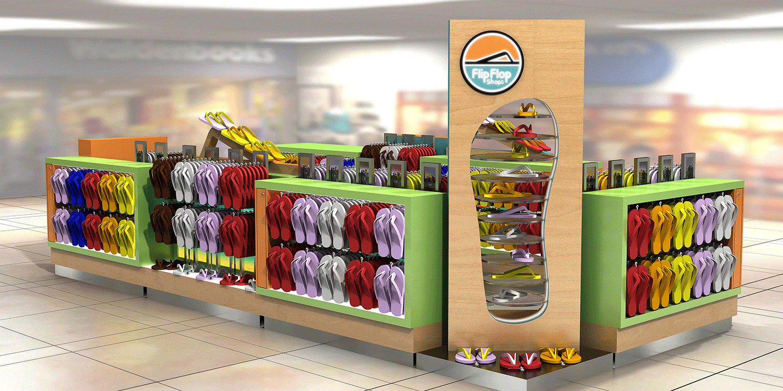 Kiosks & Pop-Up-Shops Manufacturer| High Quality Pop-Up Products