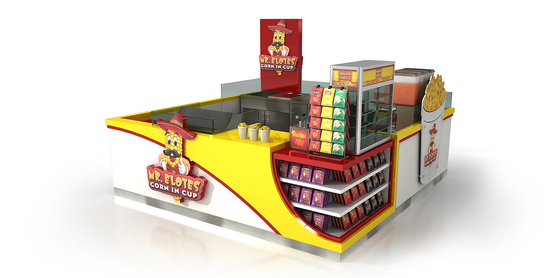 Food & Beverage Kiosk Manufacturer | - creationsgr com